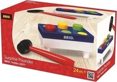 Brio  houten leerspel 30517 Hamerbank-2