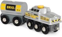 BRIO trein Special Edition zilverkleurige trein 33500-2