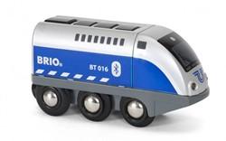 Brio  houten trein Battery train with app function