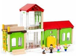 Brio  speelstad gebouw Huisset 33941