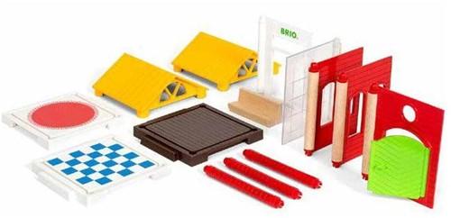 Brio  speelstad gebouw Uitbreidingsset huis 33942-1