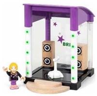 BRIO trein Podium met licht en geluidseffect 33945-1