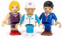 Brio  speelstad poppen Familie figurenset 33951