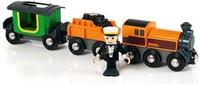 Brio  houten trein Stoomtrein 33036-1