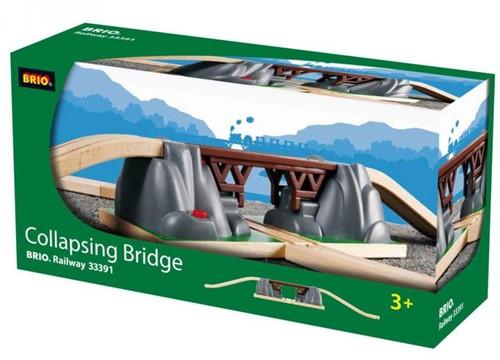 Brio  houten trein accessoire Klapbrug 33391-2