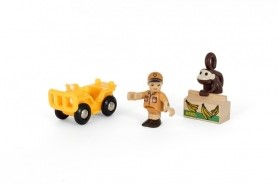 BRIO trein Safari Ranger Play Kit 33865-2