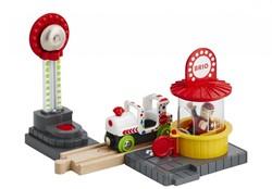 Brio  houten trein accessoire Pretpark houten treinset 33740