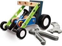 Brio  houten constructie speelgoed Builder Buggy 34569-3