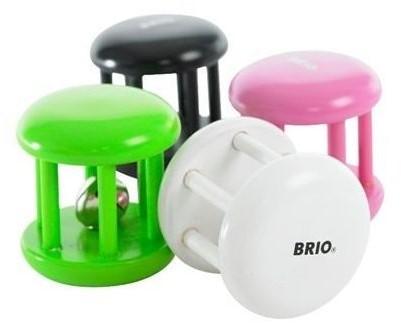 BRIO speelgoed rammelaar met bel