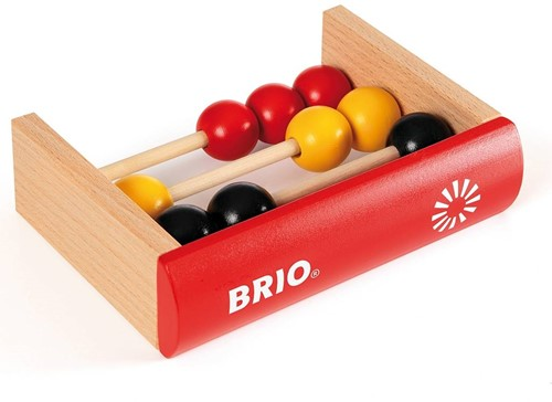 Brio  houten leerspel Tel boek 30178-1