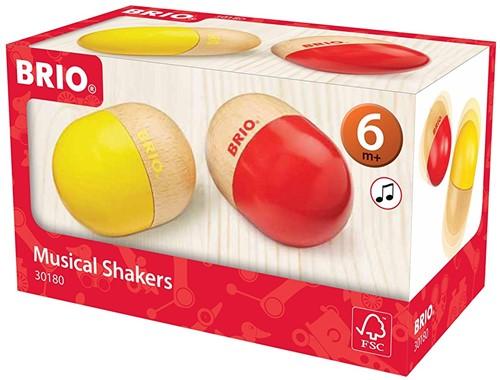 BRIO speelgoed Set rammeleieren, 2-delig