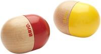 Brio houten muziekinstrument Muzikale eieren 30180-1