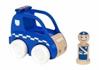 BRIO speelgoed Politieauto met licht en geluid-2