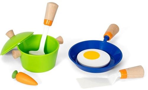 Brio  houten keuken accessoire Kitchen Accessory Sets 31433-3