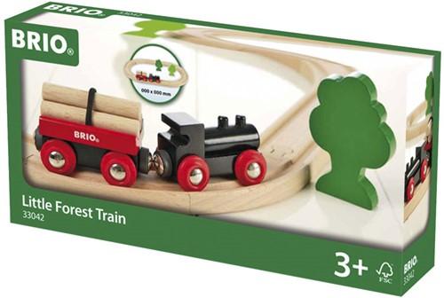 Brio  houten trein set Startset bos trein 33042-2