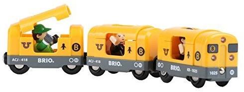 Brio  houten trein set Deluxe Railway set 33052-3