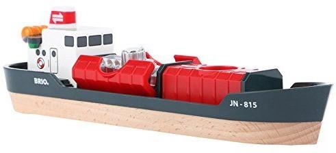 BRIO trein Treinset Deluxe 33052