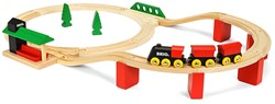 Brio  houten trein set Classic Deluxe set 33424