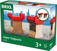 BRIO trein Spoorbrug pijlers 33254-2