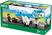 Brio  houten trein accessoire Vliegtuig instap set 33306-2