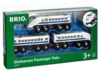 Brio  houten trein Hogesnelheidstrein Japan 33417-2