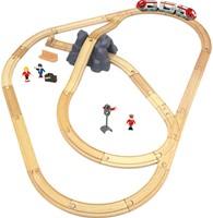 Brio  houten trein set Railway starter set 33432-1