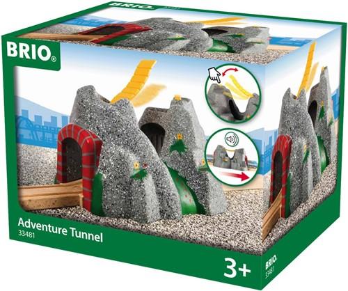BRIO trein Magische treintunnel 33481-2