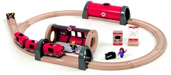 Brio  houten trein set Metro trein set 33513