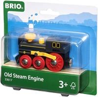 Brio  houten trein Oude stoomlocomotief 33617-2