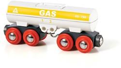 Brio  houten treinwagon Tankwagon 33695