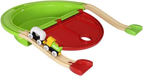 Brio  houten trein set Mijn eerste travel treinset 33711-1