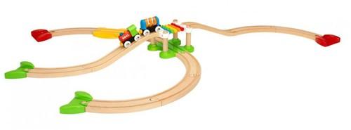 Brio  houten trein set Mijn eerste treinset beginners 33727-2