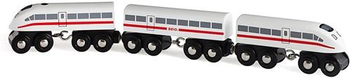BRIO trein Hogesnelheidstrein met geluid 33748-1