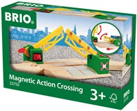 BRIO trein Magnetische spoorwegovergang 33750-2