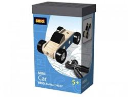 Brio  houten constructie speelgoed Builder Mini auto 34557
