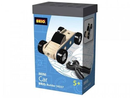 Brio  houten constructie speelgoed Builder Mini auto 34557-1