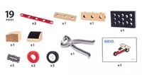 Brio  houten constructie speelgoed Builder Mini Dragster 34559-2
