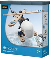 Brio  houten constructie speelgoed Builder Helicopter 34564-1