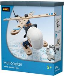Brio  houten constructie speelgoed Builder Helicopter 34564