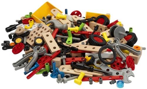 Brio  houten constructie speelgoed Builder Activiteiten set 34588-2
