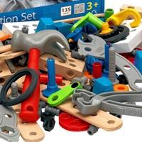 Brio  houten constructie speelgoed Builder Constructie set 34587-2