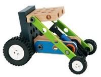 Brio  houten constructie speelgoed Builder Buggy 34569-2