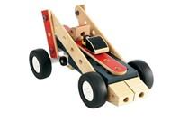 Brio  houten constructie speelgoed Builder Race auto 34562-3