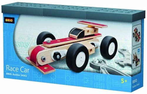 Brio  houten constructie speelgoed Builder Race auto 34562-1