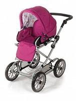 BRIO speelgoed Poppenwagen Combi - Roze-2