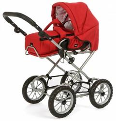 Brio poppenwagen Combi - Rood