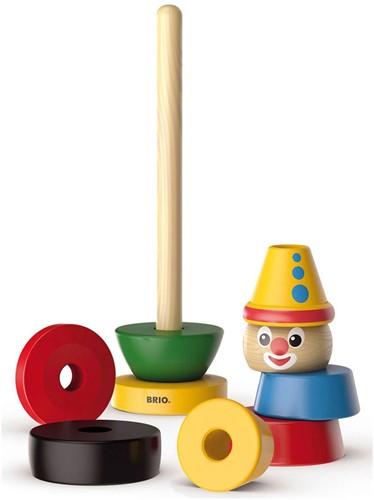 BRIO speelgoed Stapelclown-3