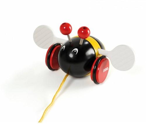 BRIO Pull-along Bumblebee