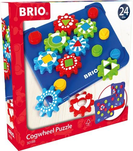 BRIO speelgoed Tandwiel puzzel
