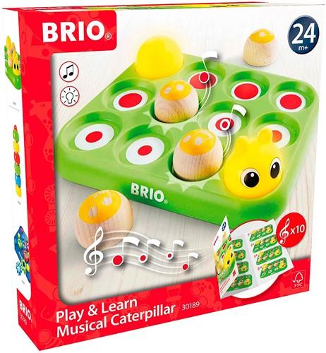 BRIO Muzikale rups - 30189-3
